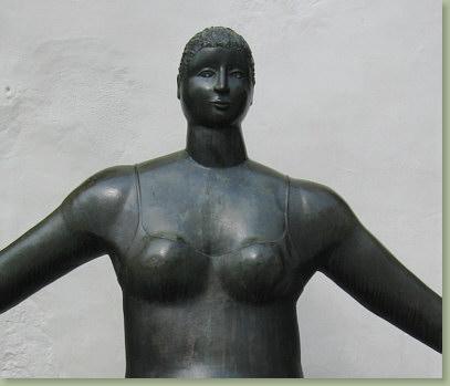 Bild von Nacktdarstellen