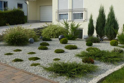 garten modern pflegeleicht | nowaday garden. vorg rten, Garten ideen gestaltung