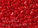 1000 rote Herzen sind noch zu wenig für Dich