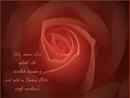 Dich, meine Rose, möcht ich zärtlich berührn und mich in Deiner Mitte sanft verlieren