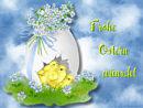 Frohe Ostern wünscht