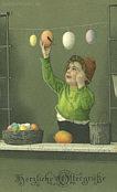 herzliche Ostergrüße
