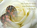 alles Liebe für Dich zum Muttertag, liebe Mutti