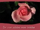 Dir eine schöne neue Woche