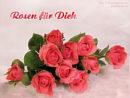 Rosen f�r Dich ...