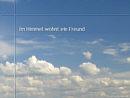 Im Himmel wohnt ein Freund