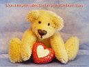 Von Herzen alles Liebe zum Geburtstag