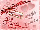 Love ... alles Liebe zum Valentinstag
