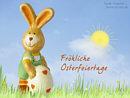 fröhliche Osterfeiertage