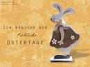 ich wünsche dir fröhliche Osterfeiertage