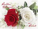 Herzlichen Gl�ckwunsch zur Hochzeit
