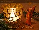 fröhliche Adventszeit