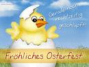 gerade noch rechtzeitig geschlüpft - fröhliches Osterfest