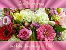 Zum Muttertag eine liebe Umarmung an Dich