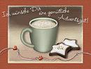 Ich wünsche dir eine gemütliche Adventszeit
