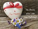 Von Herzen alles Liebe zum Muttertag