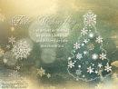 Frohe Weihnachten ... es ist der Geist der Weihnachten ...